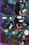 box_ghost comic danny_phantom danny_phantom_(character) desiree ghost jzerosk_(artist) samantha_manson skulker stress_relief