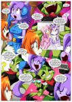 2017 3girls amy_rose blaze_the_cat comic freedom_planet fur34 palcomix
