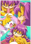 1girl 2017 comic miles_tails_prower mobius_unleashed palcomix