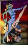 daemonette elmrtev sister_of_battle tentacle warhammer_40k
