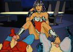 dc_comics double_footjob elmrtev footjob wonder_woman