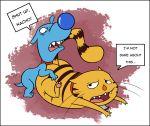 cat dog kloggisdead mascots nacho taco_bell