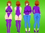 blackangel014_(artist) character_sheet drnedzed gravity_girl_(drnedzed) superboobs