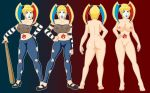 blackangel014_(artist) character_sheet drnedzed kay_ozz superboobs