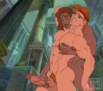 2_boys 2_humans 2_male_human 2_males 2_men 2boys 2humans 2male_humans 2males beauty_and_the_beast disney duo erect_penis erection handjob hercules_(character) human human/human human_only male male/male male_human male_only masturbating masturbation multiple_boys multiple_humans muscle muscles naked nude penis prince_adam sex yaoi