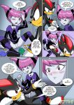 crossover dc jinx jinxed_shadow_(comic) mobius_unleashed palcomix sega shadow_the_hedgehog sonic_(series) tagme teen_titans