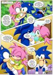 amy_rose first_impressions_(comic) mobius_unleashed palcomix rosy_the_rascal sonamy sonic_the_hedgehog tagme