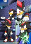 jinxed_shadow_(comic) mobius_unleashed palcomix sega shadow_the_hedgehog sonic_(series) tagme