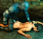 2_boys 2_humans 2_male_human 2_males 2_men 2boys 2humans 2male_humans 2males 3d anal anal_penetration anal_sex biohazard capcom duo forced fuck fucking gay human male male/male male_human male_only multiple_boys naked nude penetration penis penis_in_anus penis_in_ass penis_in_male_anus piers_nivans resident_evil resident_evil_6