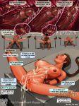 creampie cum cum_in_pussy cum_inside cum_on_body cum_on_breasts forced lara_croft rape rope rope_bondage studio-pirrate_(artist) tied tied_up tomb_raider
