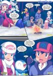 cold comic conversation pokemon pokepornlive