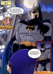 batman black_canary comic crossover dc_comics dcau english_text hawkgirl marvel robin teen_titans text wonder_woman zatanna