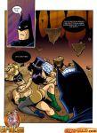 ass batman black_canary comic crossover dc_comics dcau hat hawkgirl marvel robin teen_titans text web_address wonder_woman zatanna