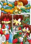 fiona_fox mina's_tentacle_troubles mobius_unleashed palcomix sally_acorn