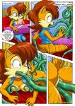 mina's_tentacle_troubles mobius_unleashed palcomix sally_acorn