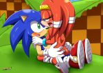 mobius_unleashed palcomix sonic_the_hedgehog tikal_the_echidna