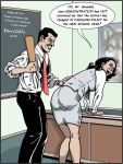 dave_wolfe otk over_the_knee secretary spank spanked spanking