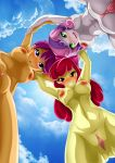 apple_bloom cutie_mark_crusaders equestria_girls equestria_untamed friendship_is_magic my_little_pony palcomix scootaloo sweetie_belle