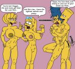 edit lisa_simpson maggie_simpson marge_simpson the_fear the_simpsons