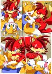"""fiona_fox happai_birthday miles_""""tails""""_prower mobius_unleashed palcomix"""