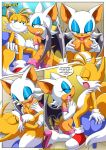 """happai_birthday miles_""""tails""""_prower mobius_unleashed palcomix rouge_the_bat"""