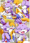 """blaze_the_cat happai_birthday miles_""""tails""""_prower mobius_unleashed palcomix"""
