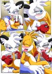 """barby_koala happai_birthday miles_""""tails""""_prower mobius_unleashed palcomix"""