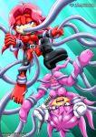 bbmbbf breast echidna feet julie-su lien-da mobius_unleashed nipples palcomix sega tentacle