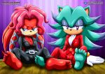 bbmbbf breezie_the_hedgehog cameltoe cleavage feet lien-da mobius_unleashed palcomix smile soles