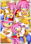"""amy_rose happai_birthday miles_""""tails""""_prower mobius_unleashed palcomix"""