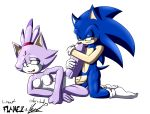 1girl blaze_the_cat sega sonic_(series) sonic_the_hedgehog vaginal_penetration