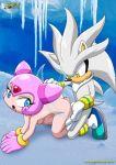 1girl furry lumina_flowlight male mobius_unleashed palcomix sex silver_the_hedgehog