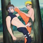 gay naruto naruto_shippuden naruto_uzumaki sex yamato yamato_(naruto) yaoi