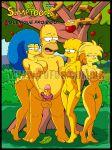 homer_simpson incest lisa_simpson maggie_simpson marge_simpson the_simpsons