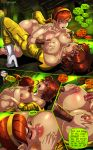 april_o'neil breasts shadman teenage_mutant_ninja_turtles watermark web_address web_address_without_path