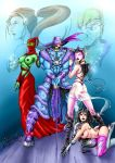 breasts catra erect_nipples evil-lyn he-man_and_the_masters_of_the_universe he_man masters_of_the_universe nipples prince_adam_(he-man) shadow_weaver she-ra_princess_of_power skeletor teela topless
