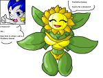 conker conker's_bad_fur_day crossover pachirisu pokemon rare sunflora sunflower
